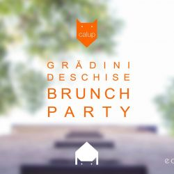 Grădini deschise ★ Brunch Party ★ Outernational Days